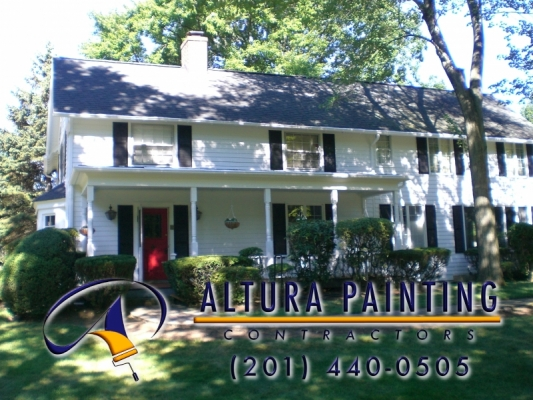 Altura Painting - Residential Painter - Emerson, NJ