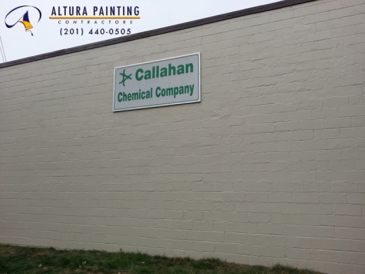 Warehouse Ridgefield Park NJ Painting Altura Painter