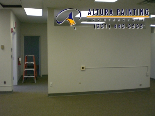 Altura Painting NJ - Office Painting - Office painter