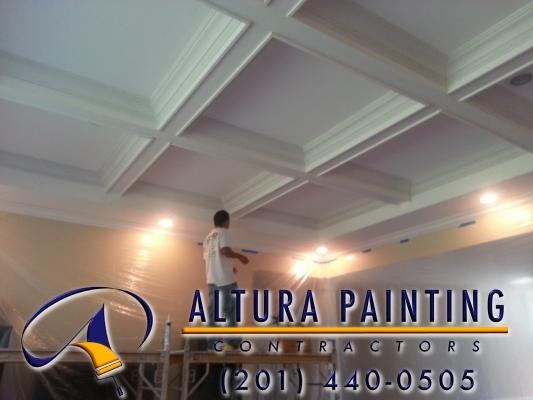 Altura Painting - Residential Ceiling Painting - Ridgewood, NJ -
