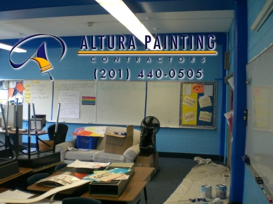 Altura Painting - School Painter - Montclair, NJ
