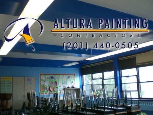 Altura Painting - School Painter - Newark, NJ