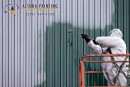 residential and commercial spray painting in NJ
